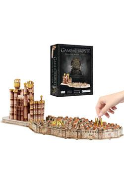 Game of Thrones 3D Puzzle Kings Landing (260 Teile)