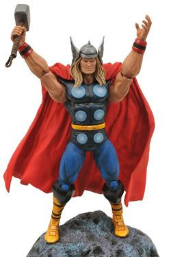 Marvel Select Actionfigur Classic Thor 18 cm