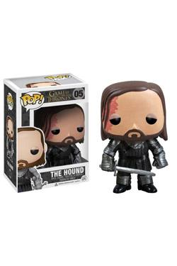 Game of Thrones POP! Vinyl Figur The Hound 10 cm
