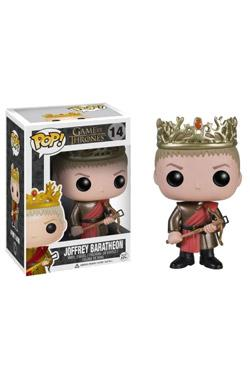 Game of Thrones POP! Vinyl Figur Joffrey 10 cm