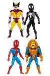Marvel Comics Secret Wars Micro Serie 1 Wackelkopf-Figuren 6 cm Sortiment (36)