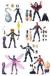 Marvel Legends Series Actionfiguren 15 cm Spider-Man 2016 Wave 1 Sortiment (8)