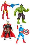 Avengers All-Star Actionfiguren 10 cm 2016 Wave 2 Sortiment (8)