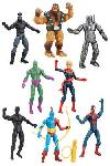 Marvel Legends Series Actionfiguren 10 cm 2016 Wave 1 Sortiment (8)
