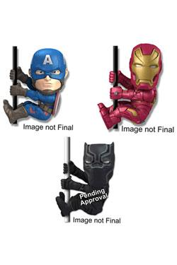 Captain America Civil War Scalers Minifiguren 5 cm Sortiment (48)