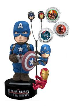 Captain America Civil War Gift Set Captain America Limited Edition