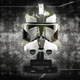 Clone Commander Gree Helmet Scaled Replica