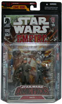 Empire Issue Nr 39 Luke Skywalker Jundland and Shan