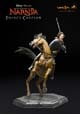 Prince Caspian Caspian and Steed Statue