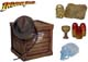 Indiana Jones artifact paperweight collection ComicCon 08 excl.
