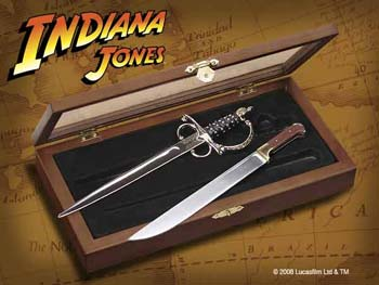 Indiana Jones Letter Opener Set