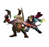 WORLD OF WARCRAFT WOW GNOME ROGUE VS KOBOLD MINER AF S8