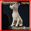 The Adventures of Tintin Snowy Stand Alone Statue