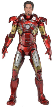 The Avengers Battle Damaged Iron Man