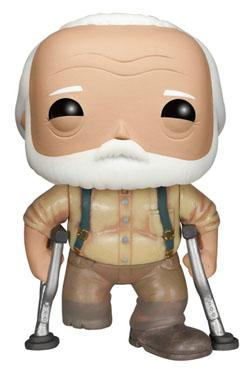 The Walking Dead POP! Vinyl Figur Hershel Greene 10 cm