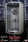 Iron Man 3 Diorama 1/6 Hall of Armor House Party Protocol Version 44 cm