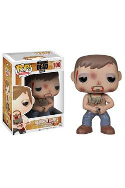 The Walking Dead POP! Vinyl Figur Daryl with Arrow 10 cm