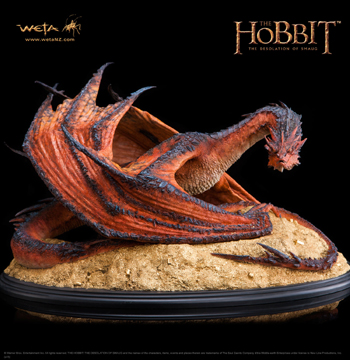 Der Hobbit Smaug the Terrible