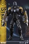 Iron Man 3 Movie Masterpiece Actionfigur 1/6 Iron Man Mark XXV Striker 30 cm