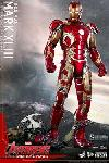 Avengers Age of Ultron MMS Diecast Actionfigur 1/6 Iron Man Mark XLIII 30 cm