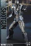 Iron Man 3 Movie Masterpiece Actionfigur 1/6 Iron Man Mark XL Shotgun 30 cm